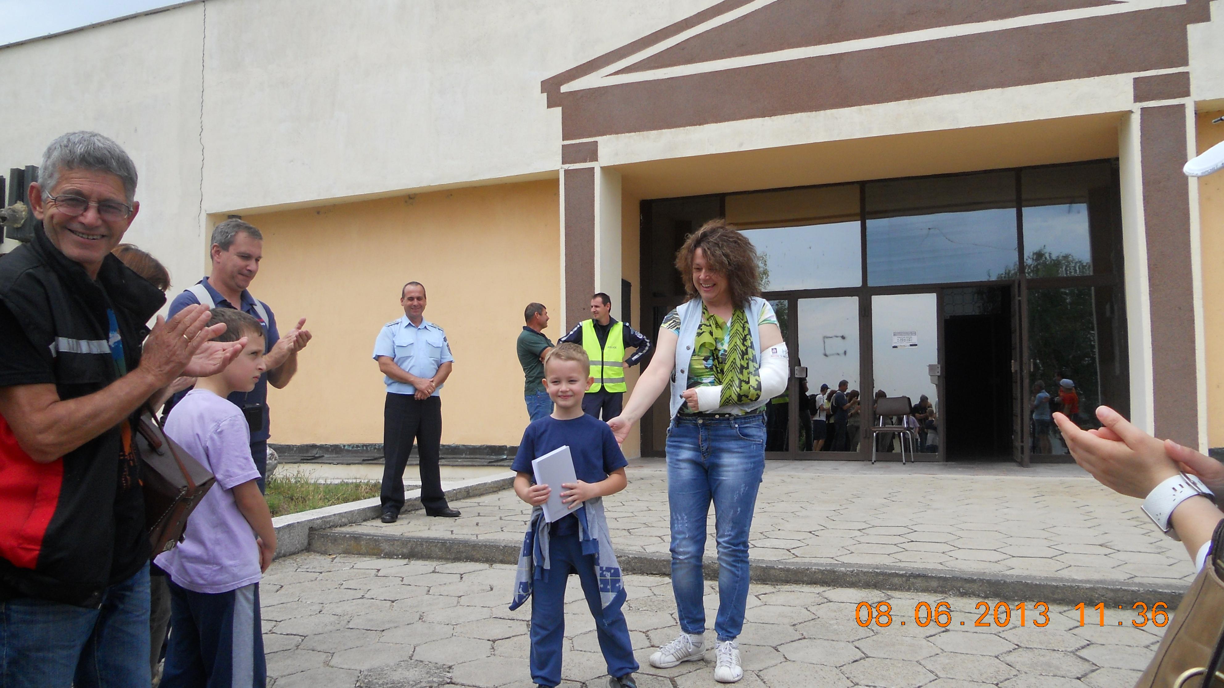 Участници във Велопохода