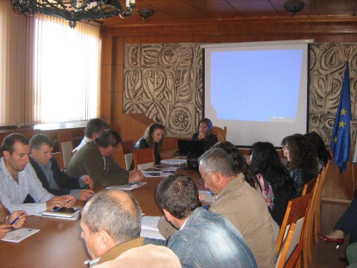 Участници в срещата