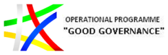 Logo of operational programme Good governance