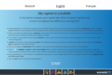 Picture of infographic My capital in a bubble