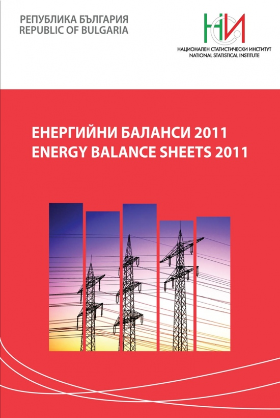 Енергийни баланси 2011