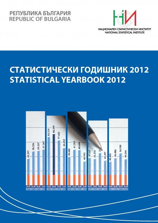 Статистически годишник 2012