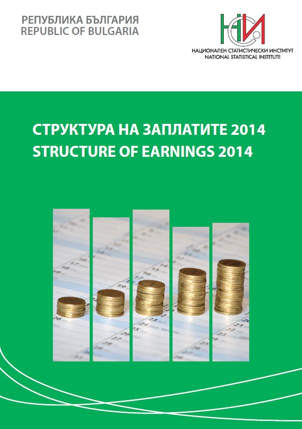 Структура на заплатите 2014