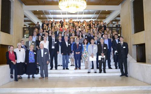 """Международна научна конференция на тема """"Модерната статистика: нови предизвикателства за развитие"""""""